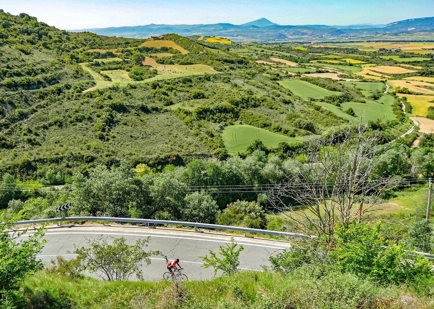 guided-road-cycling-northern-spain-saddle-skedaddle-holiday-bilbao-to-barcelona.jpg - Northern Spain - Bilbao to Barcelona - Guided Road Cycling Holiday - Road Cycling