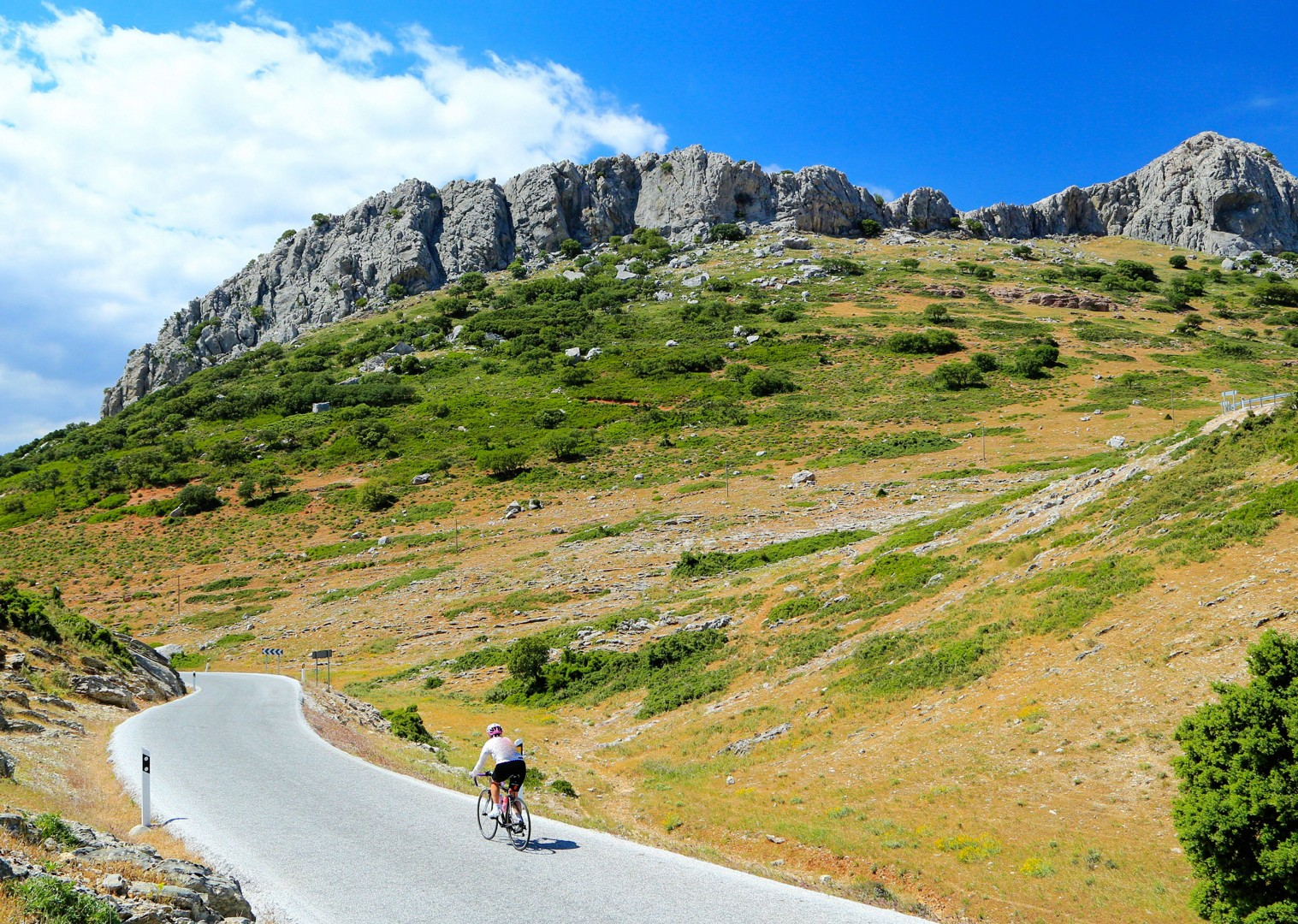 road-cycling-in-basque-country-to-andalucia.jpg - Spain - Basque Country to Andalucia - North to South - 16 Day - Guided Road Cycling Holiday - Road Cycling