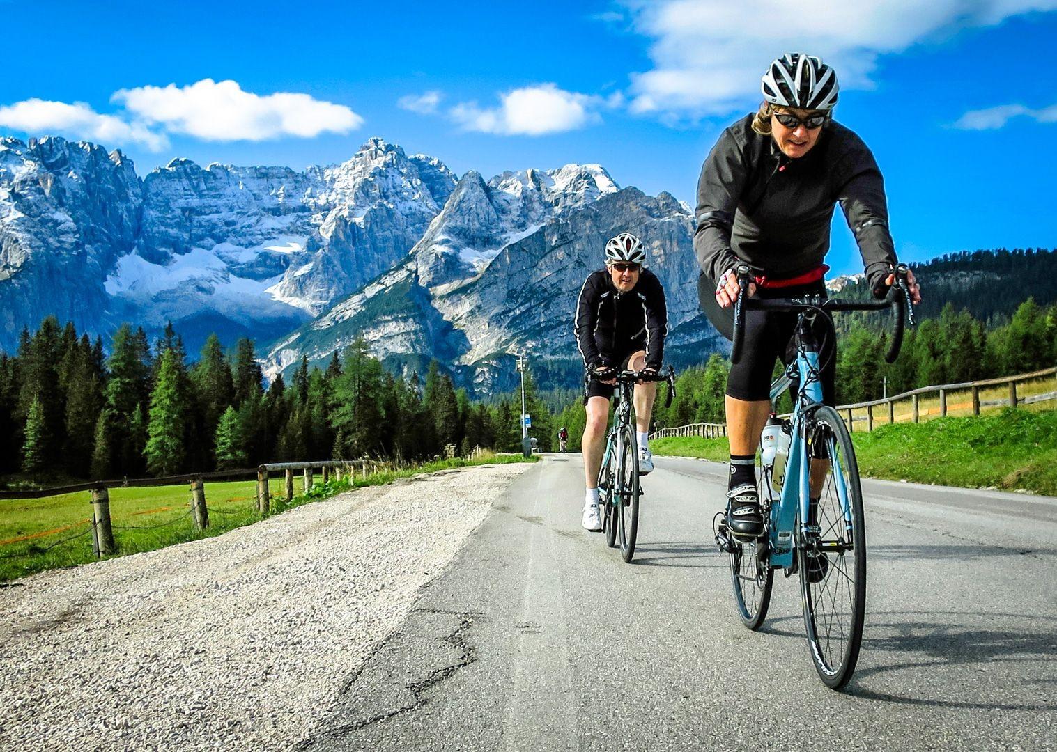 sella-ronda-italy-road-cycling-gran-fondo-holiday.jpg - Italy - Dolomiti Discoverer - Guided Road Cycling Holiday - Road Cycling