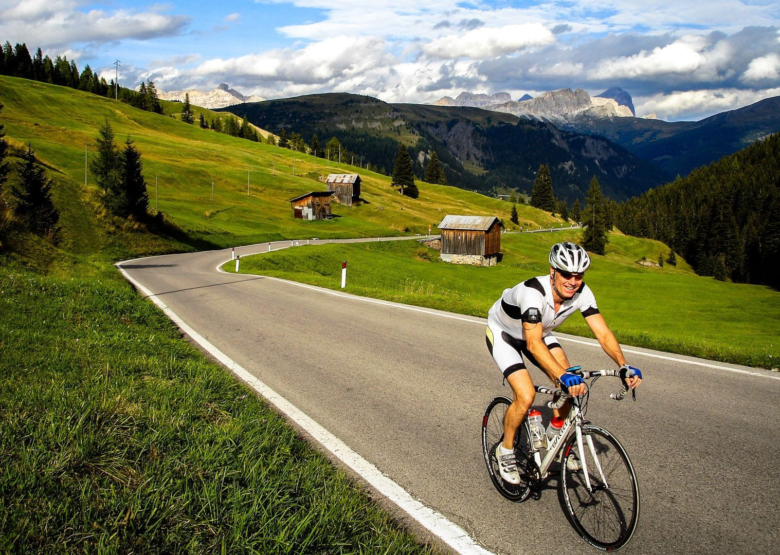 incredible-road-cycling-with-saddle-skedaddle-in-italy.jpg - Italy - Dolomiti Discoverer - Guided Road Cycling Holiday - Road Cycling