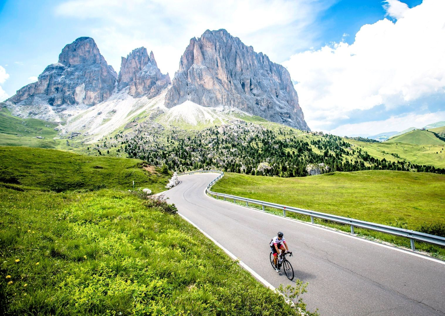 dolomites-guided-road-cycling-holiday-in-italy.jpg - Italy - Dolomiti Discoverer - Guided Road Cycling Holiday - Road Cycling
