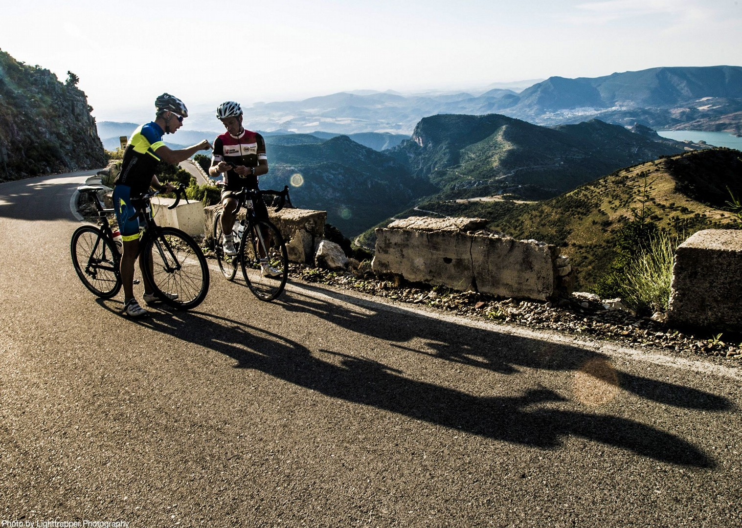 make-friends-saddle-skedaddle-road-cycling-guided-holiday.jpg - Southern Spain - Andalucia - Los Pueblos Blancos - Road Cycling