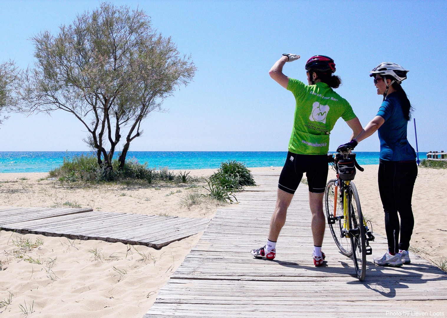 coastal-views-puglia-group-guided-cycling-holiday.jpg - Italy - Puglia - The Beautiful South - Guided Road Cycling Holiday - Road Cycling