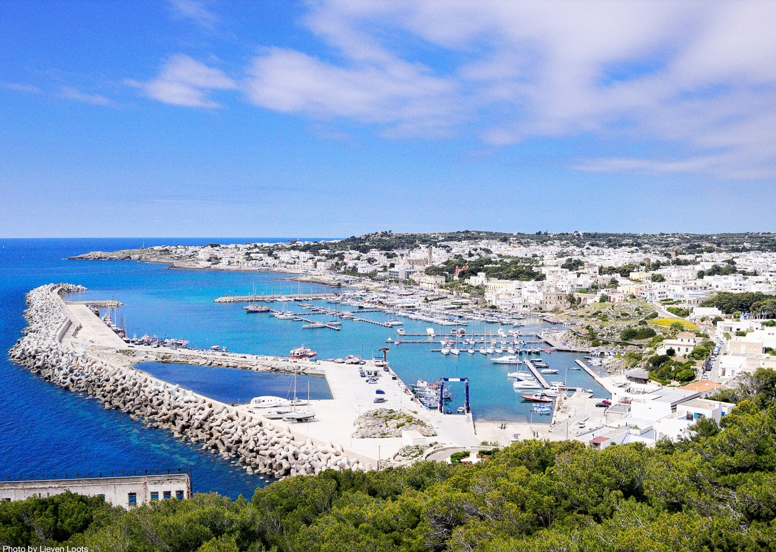 puglia-coast-marina-italy-cycling-holiday.jpg - Italy - Puglia - The Beautiful South - Self-Guided Road Cycling Holiday - Road Cycling