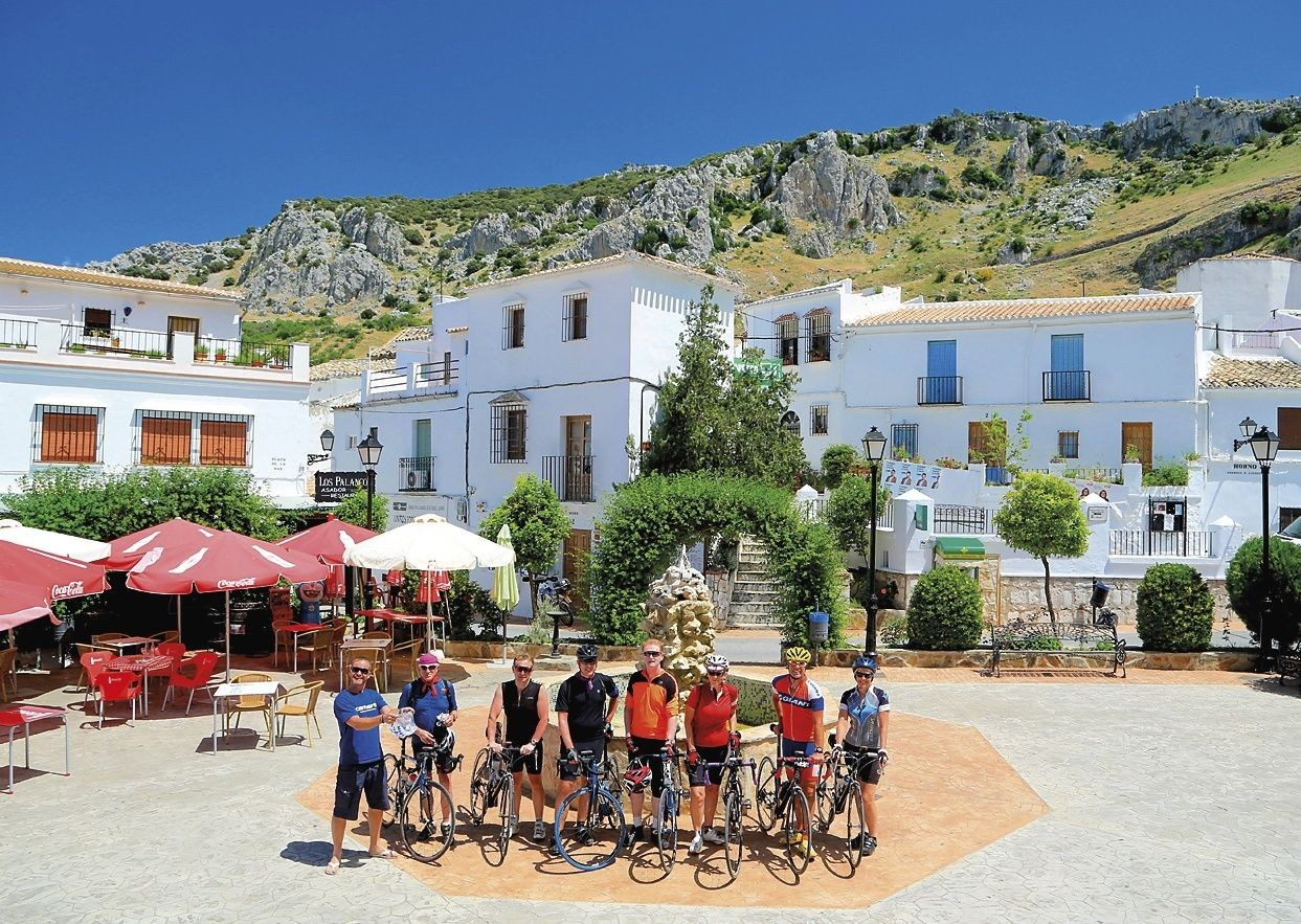 road-cycling-holiday-spain-andalucia.jpg - Spain - Basque Country to Andalucia - North to South - 21 Day - Guided Road Cycling Holiday - Road Cycling