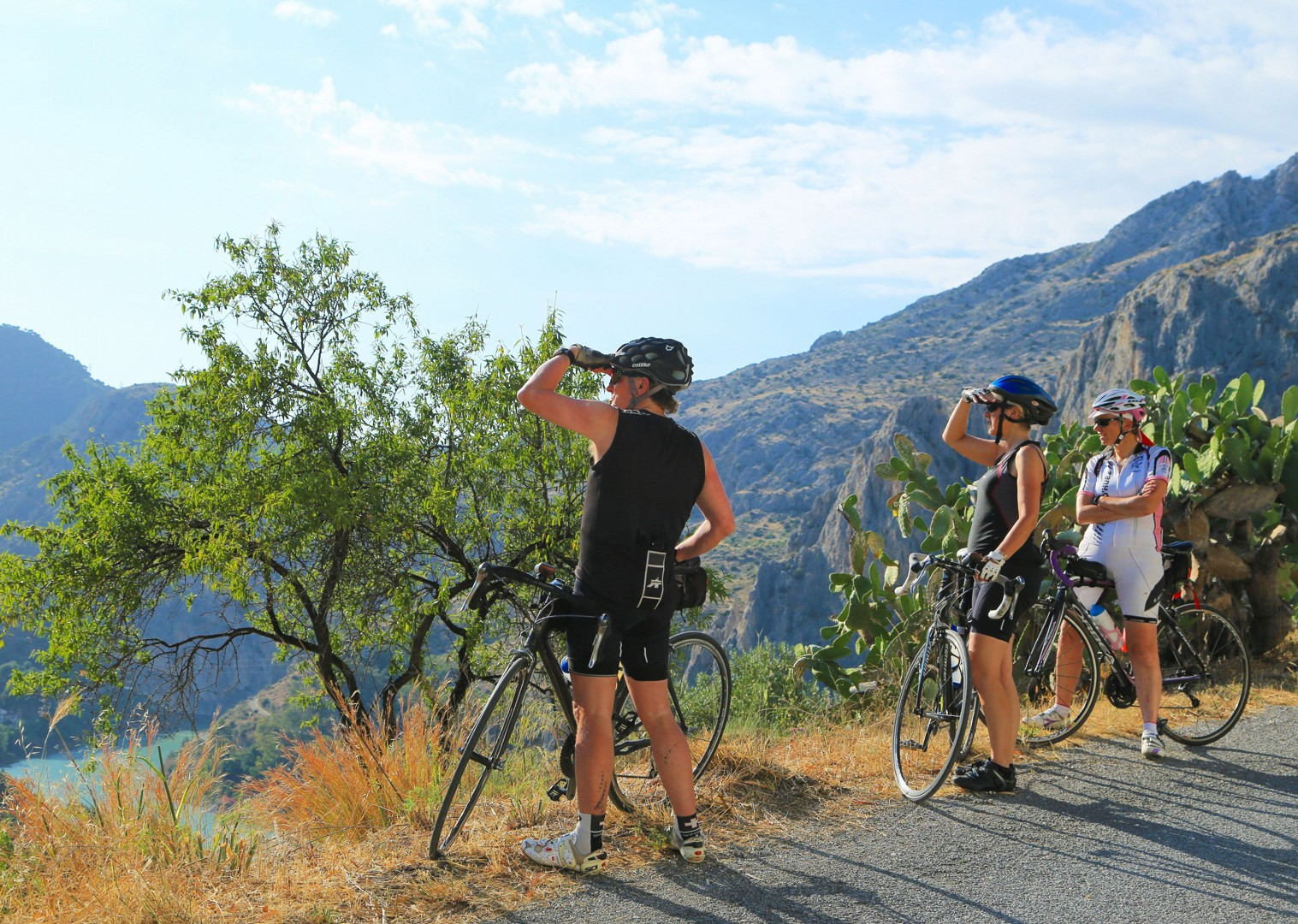 fantastic-views-road-cycling-trip-spain.jpg - NEW! Spain - Basque Country to Andalucia - 21 Day - Road Cycling