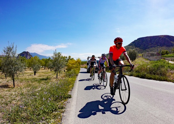 Spain - Basque Country to Andalucia - North to South (21 Days) - Guided Road Cycling Holiday Image