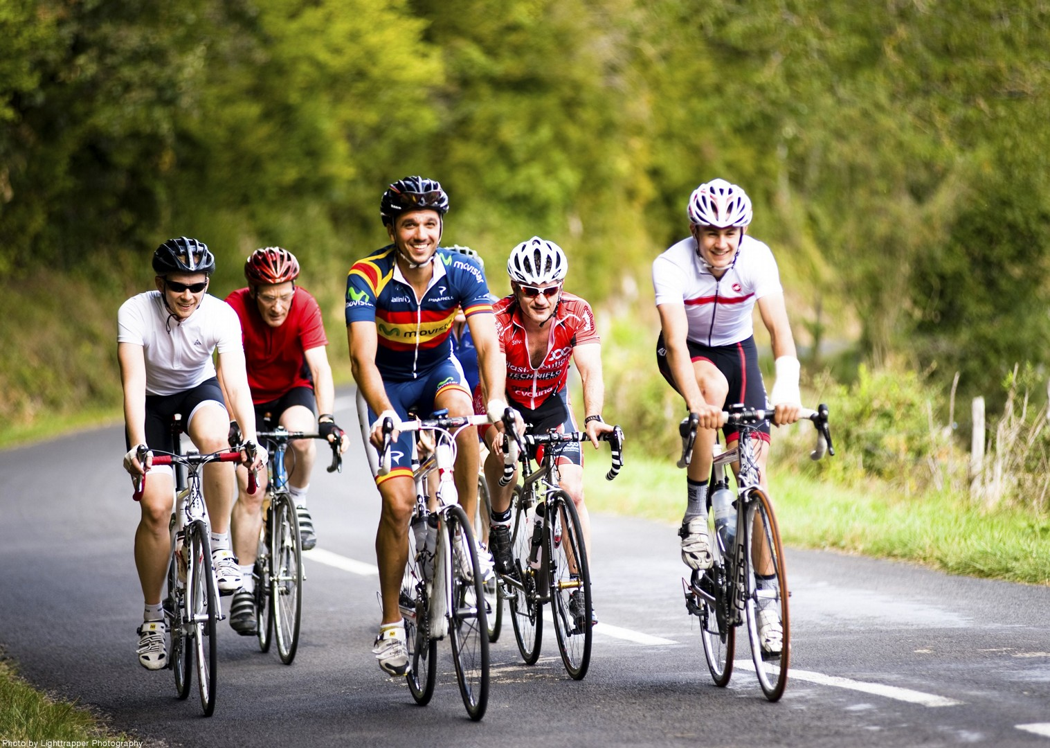 peloton-saddle-skedaddle-road-france-cycling-holiday.jpg - France - Alsace, Burgundy and Beaujolais - Guided Road Cycling Holiday - Road Cycling