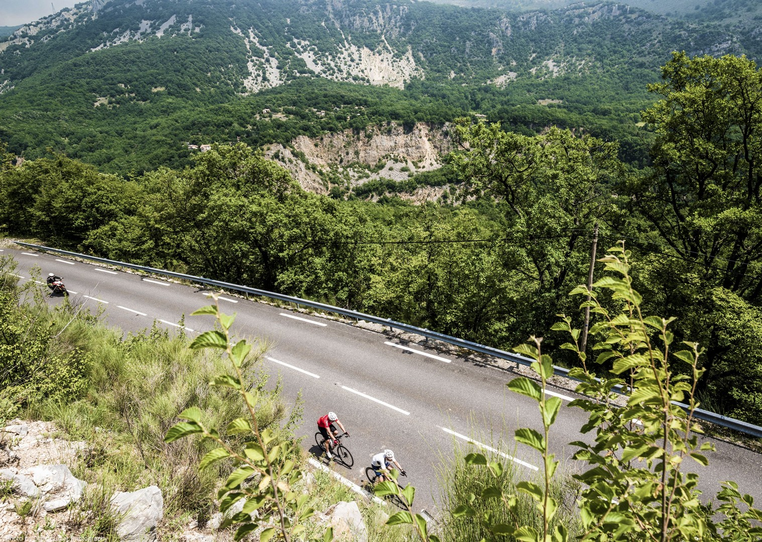 cote-d'azur-france-cycle-medterranean-sea -holiday-road.jpg - France - Provence - Alpes Maritimes - Guided Road Cycling Holiday - Road Cycling