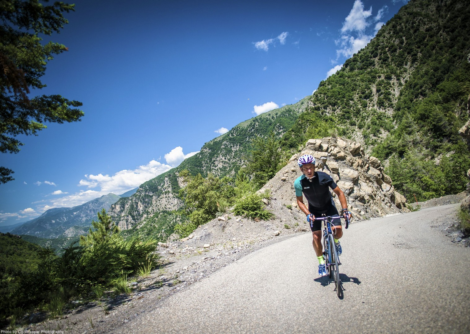 challenging-climbs-france-road-bike-skedaddle.jpg - France - Provence - Alpes Maritimes - Guided Road Cycling Holiday - Road Cycling