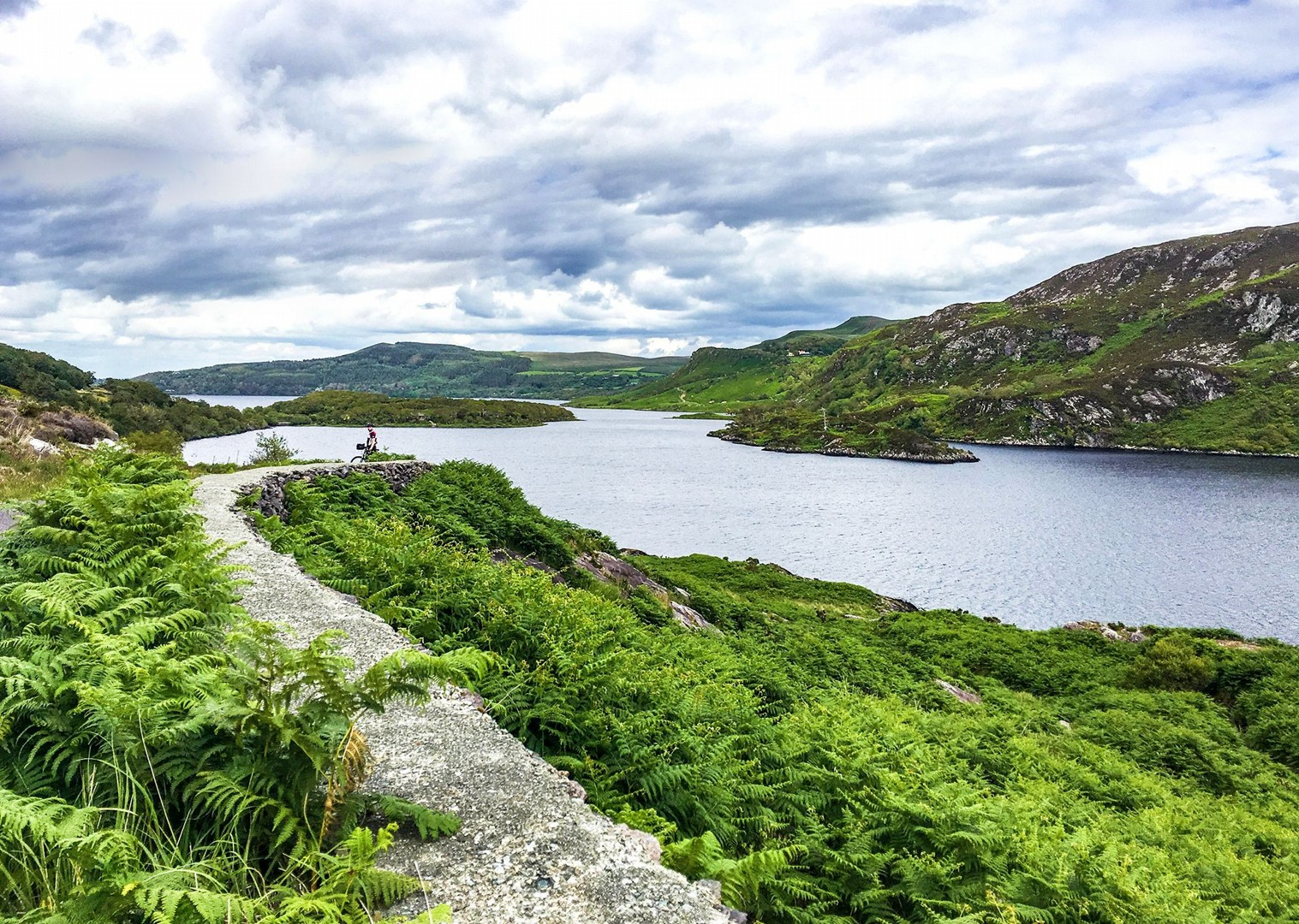 self-guided-holiday-leisure-cycling-saddle-skedaddle-ireland.jpg - Ireland - Highlights of Kerry - Self-Guided Leisure Cycling Holiday - Leisure Cycling