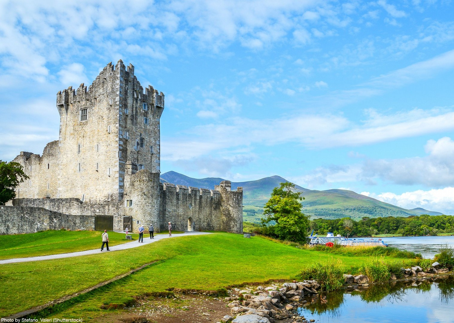 killarney-national-park-cycling-ireland-self-guided-leisure-saddle-skedaddle.jpg - Ireland - Highlights of Kerry - Self-Guided Leisure Cycling Holiday - Leisure Cycling