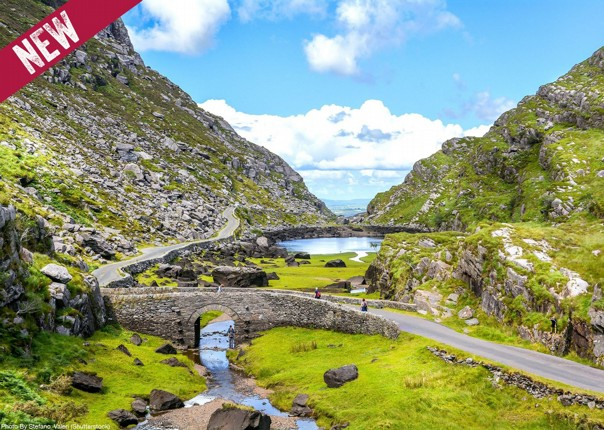 Ireland - Highlights of Kerry - Self-Guided Leisure Cycling Holiday Image