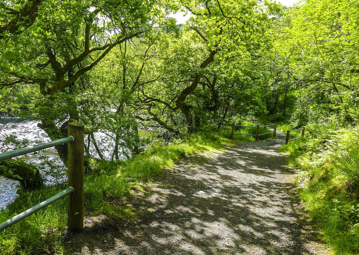 sustrans-traffic-free-cycle-paths-holiday-scotland-uk-skedaddle.jpg - NEW! UK - Scotland - Lochs and Glens - Guided Leisure Cycling Holiday - Leisure Cycling