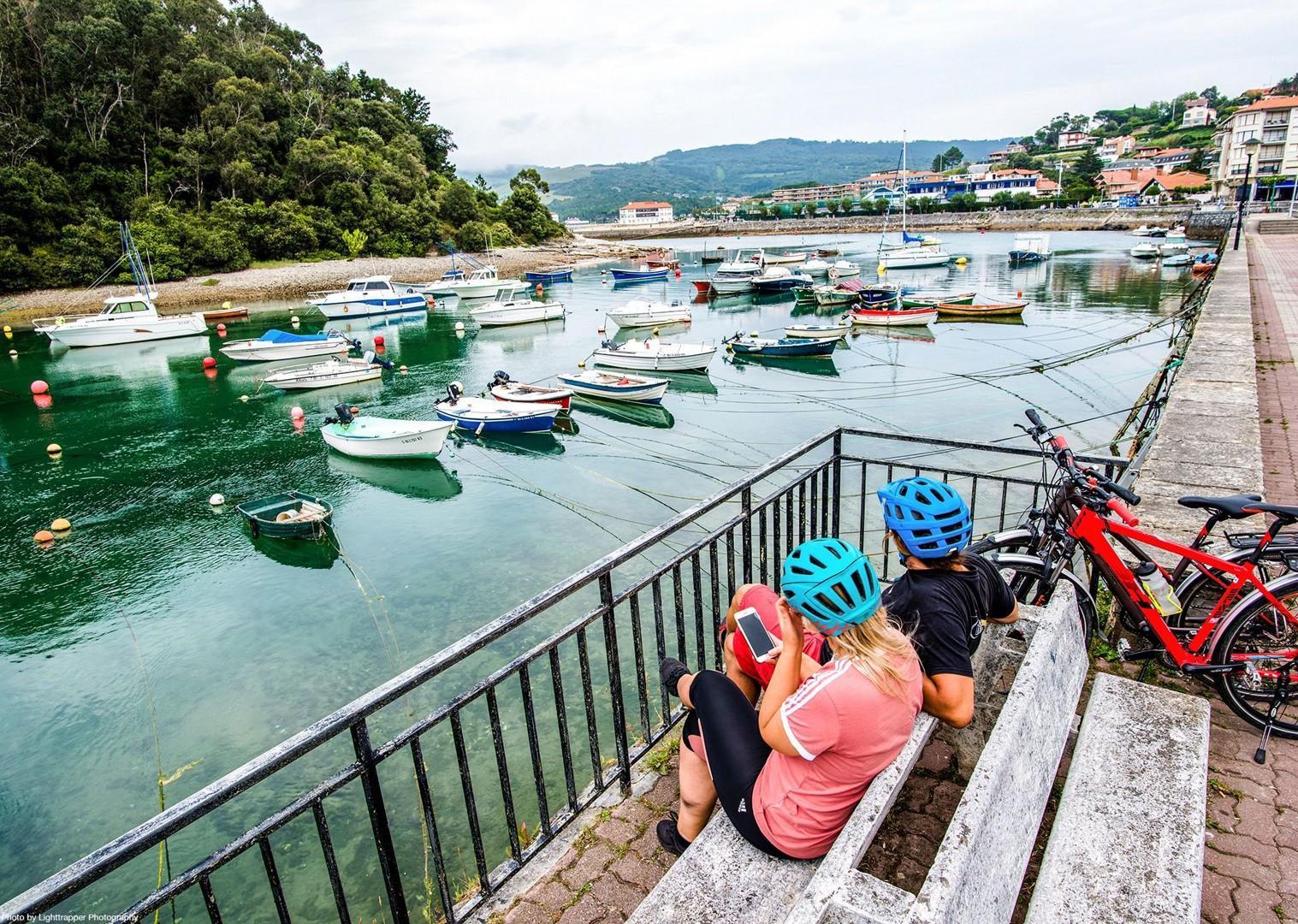 spain-cycling-self-guided-leisure-holiday-bike.jpg - NEW! Spain - Bilbao to San Sebastian - Leisure Cycling