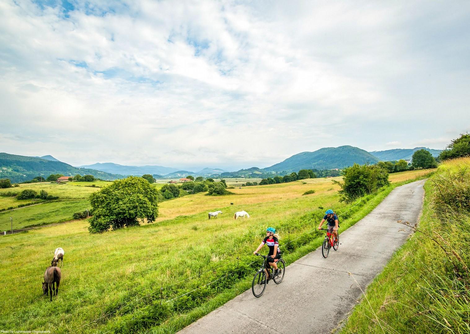saddle-skedaddle-spain-leisure-cycling-bilbao-to-san-sebastian-holiday.jpg - NEW! Spain - Bilbao to San Sebastian - Leisure Cycling