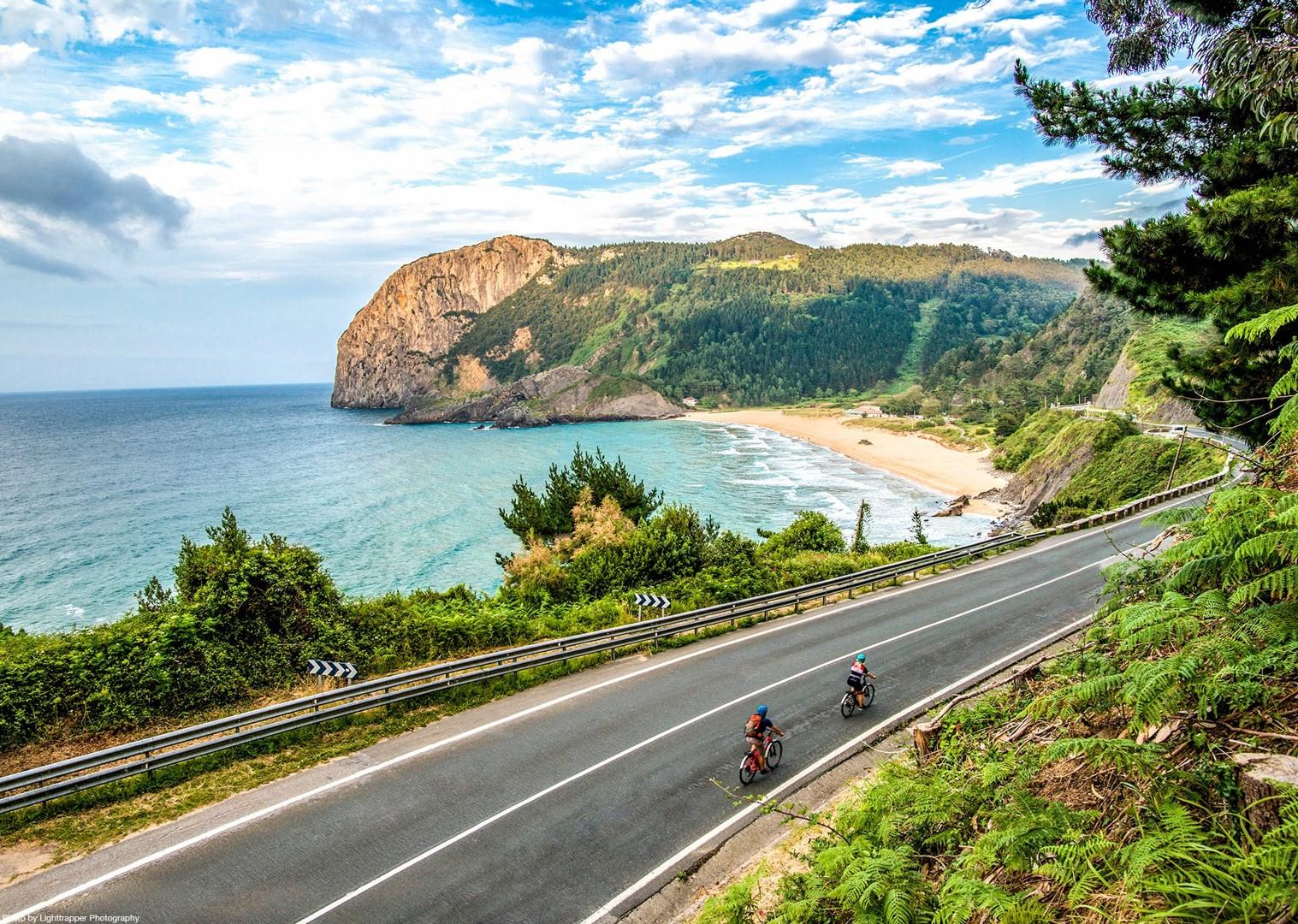 spainedited.jpg - NEW! Spain - Bilbao to San Sebastian - Leisure Cycling