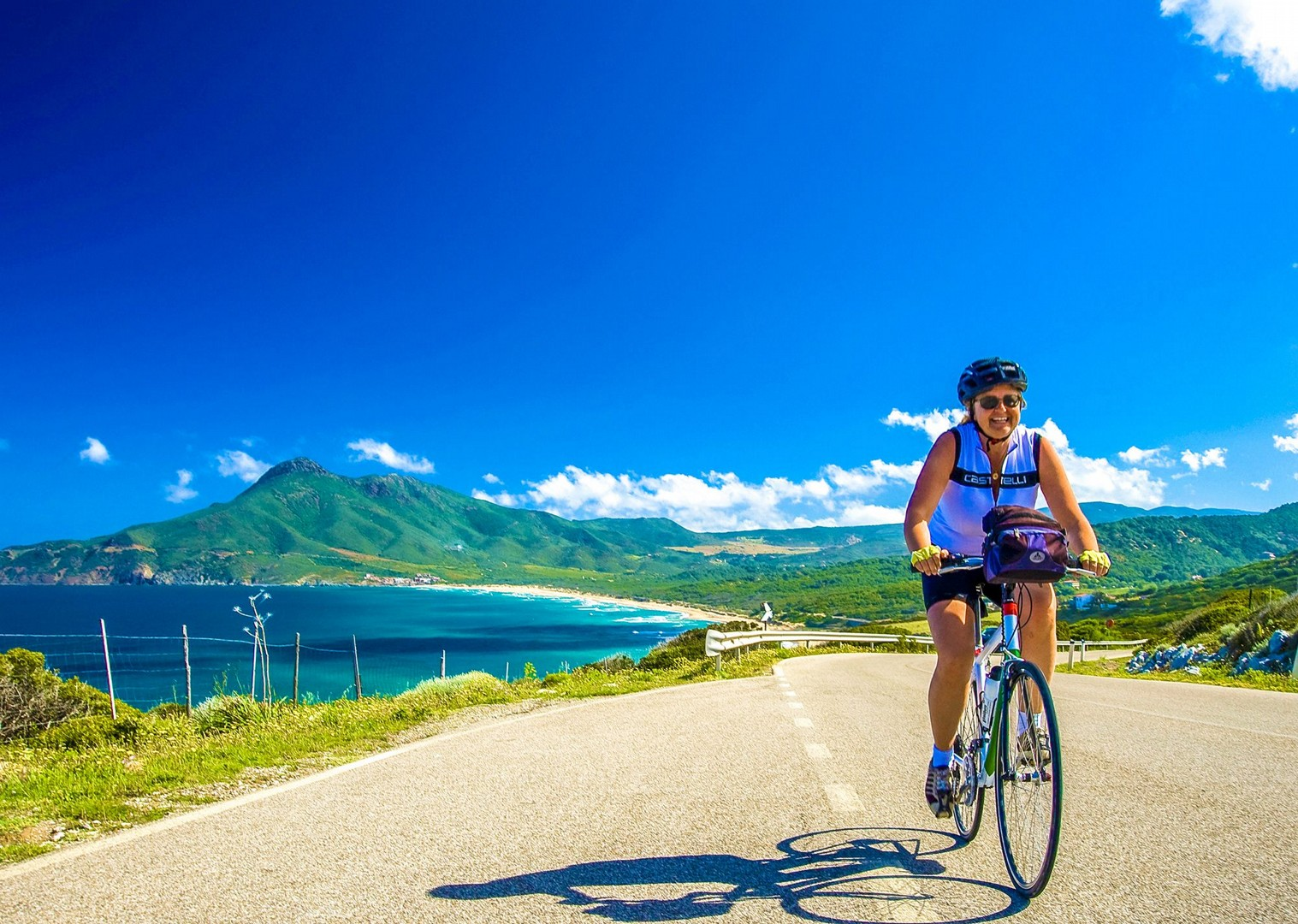 leisure-self-guided-cycling-holiday-italy-sardinia.jpg - Italy - Sardinia - Island Flavours - Self-Guided Leisure Cycling Holiday - Leisure Cycling