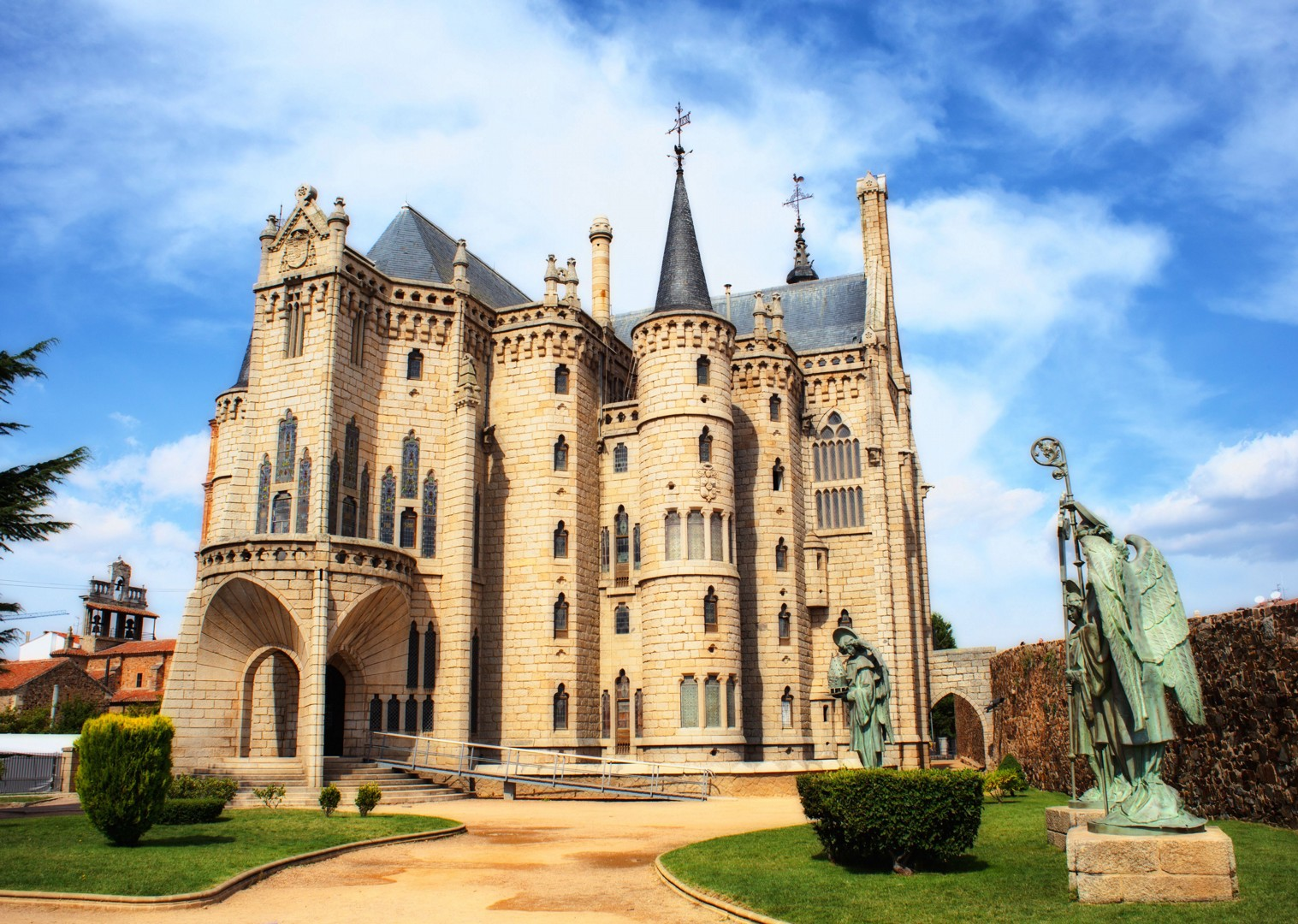 world-heritage-site-unesco-north-spain-guided-cycling.jpg - Northern Spain - Camino de Santiago - Guided Leisure Cycling Holiday - Leisure Cycling
