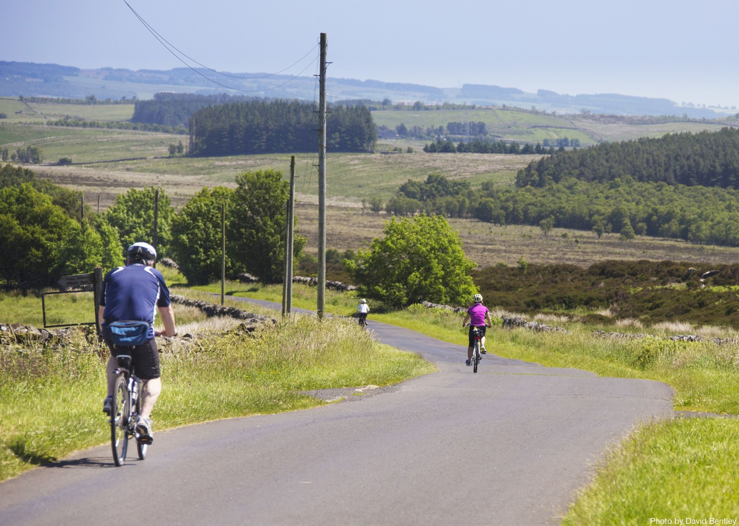 Cycle-Hadrians-Wall-UK-Hadrians-Cycleway-Self-Guided-Leisure-Cycling-Holiday.jpg - UK - Hadrian's Cycleway - 3 Days Cycling - Self-Guided Leisure Cycling Holiday - Leisure Cycling