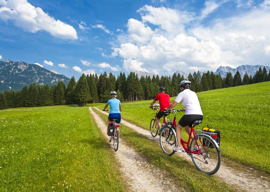 cycling-holiday-germany-forests-bavarian-lakes-self-guided.jpg - Germany - Bavarian Lakes - Self-Guided Leisure Cycling Holiday - Leisure Cycling