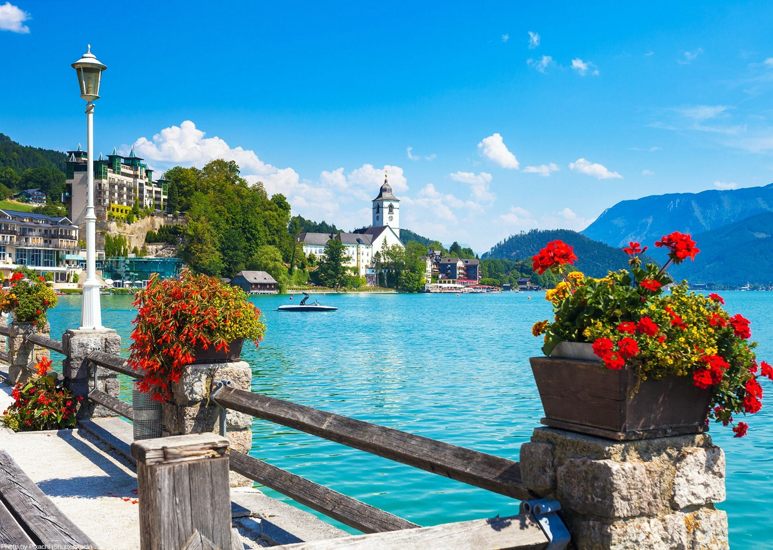 shutterstock_203058256By Pixachi.jpg - Austria - Ten Lakes Tour - Self-Guided Leisure Cycling Holiday - Leisure Cycling