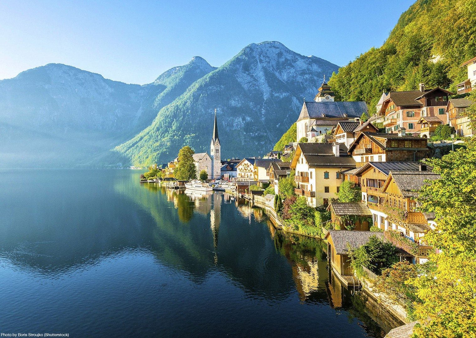 shutterstock_231805516.jpg - Austria - Ten Lakes Tour - Self-Guided Leisure Cycling Holiday - Leisure Cycling