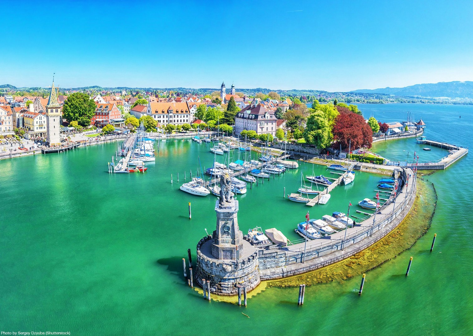 shutterstock_650922073By Sergey Dzyuba.jpg - Germany, Austria and Switzerland - Lake Constance - Self-Guided Leisure Cycling Holiday - Leisure Cycling