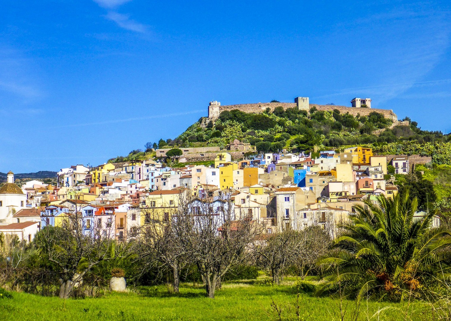 bosa-sardinia-culture-locals-experience-leisure-cycling-holiday.jpg - Italy - Sardinia - West Coast Wonders - Self-Guided Leisure Cycling Holiday - Leisure Cycling