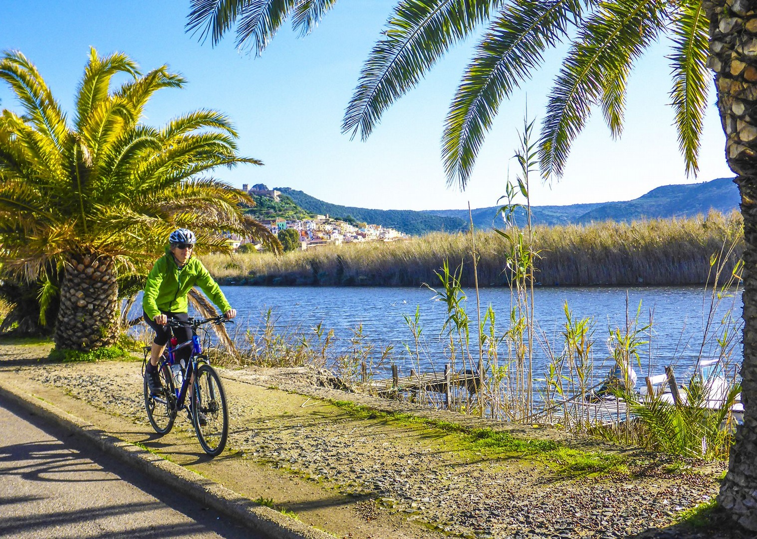 cycling-italy-tour-leisure-culture-sardinia-saddle-skedaddle-fun-easy.jpg - Italy - Sardinia - West Coast Wonders - Self-Guided Leisure Cycling Holiday - Leisure Cycling