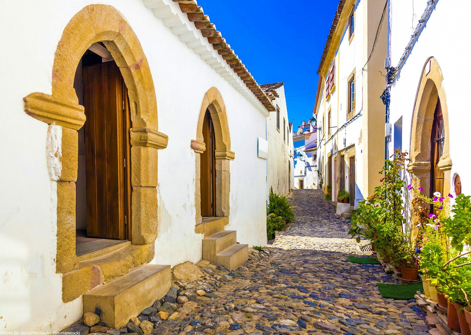 experience-traditional-portugese-culture-self-guided-cycling-tour-marvão.jpg - Portugal - Historic Villages - Self-Guided Leisure Cycling Holiday - Leisure Cycling