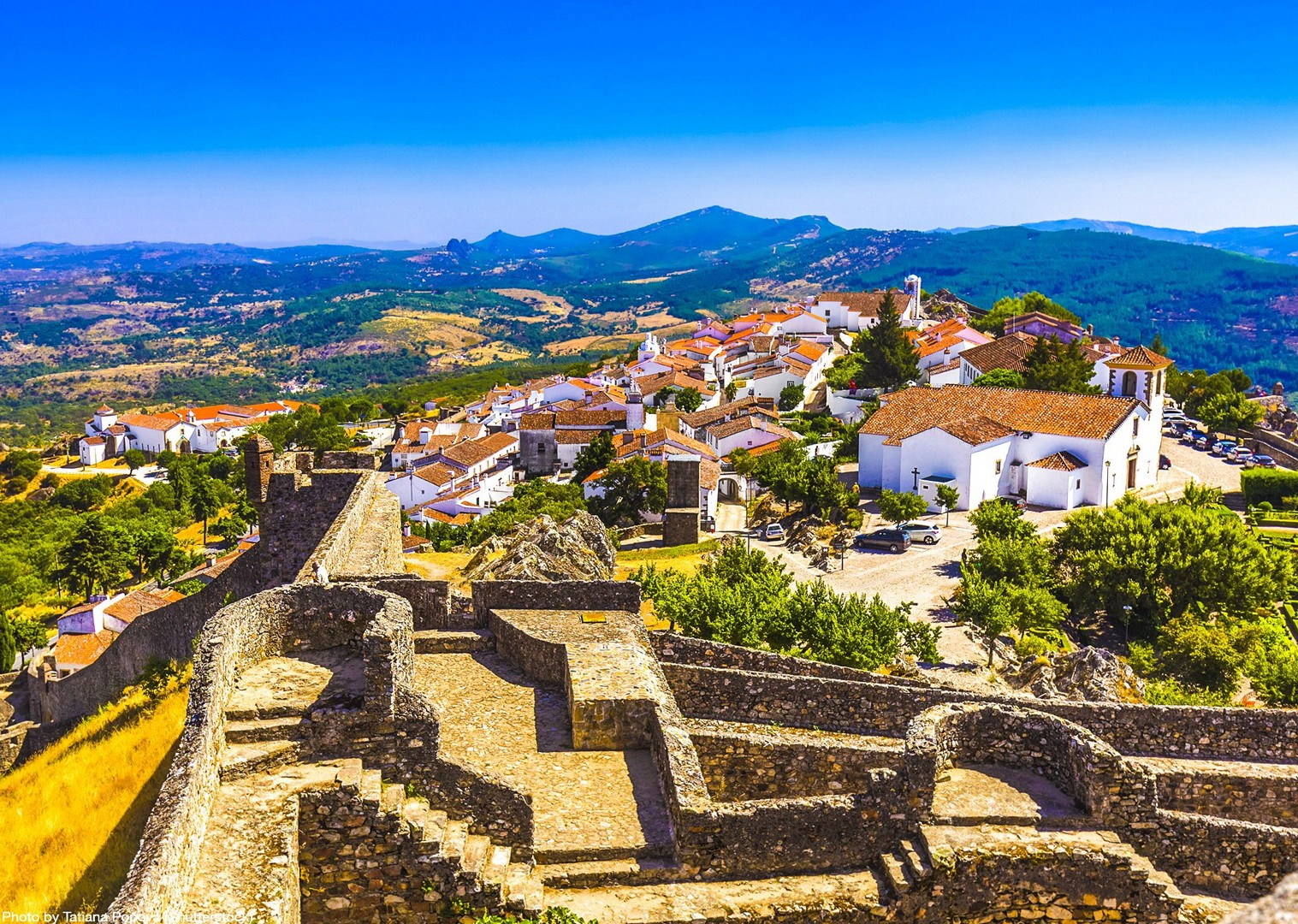 portalegre-portugal-self-guided-leisure-cycling-holiday-tour.jpg - Portugal - Historic Villages - Self-Guided Leisure Cycling Holiday - Leisure Cycling