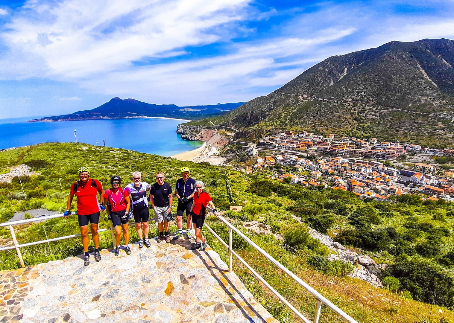 20190508_121733.jpg - Italy - Sardinia - Island Flavours - Guided Leisure Cycling Holiday - Leisure Cycling