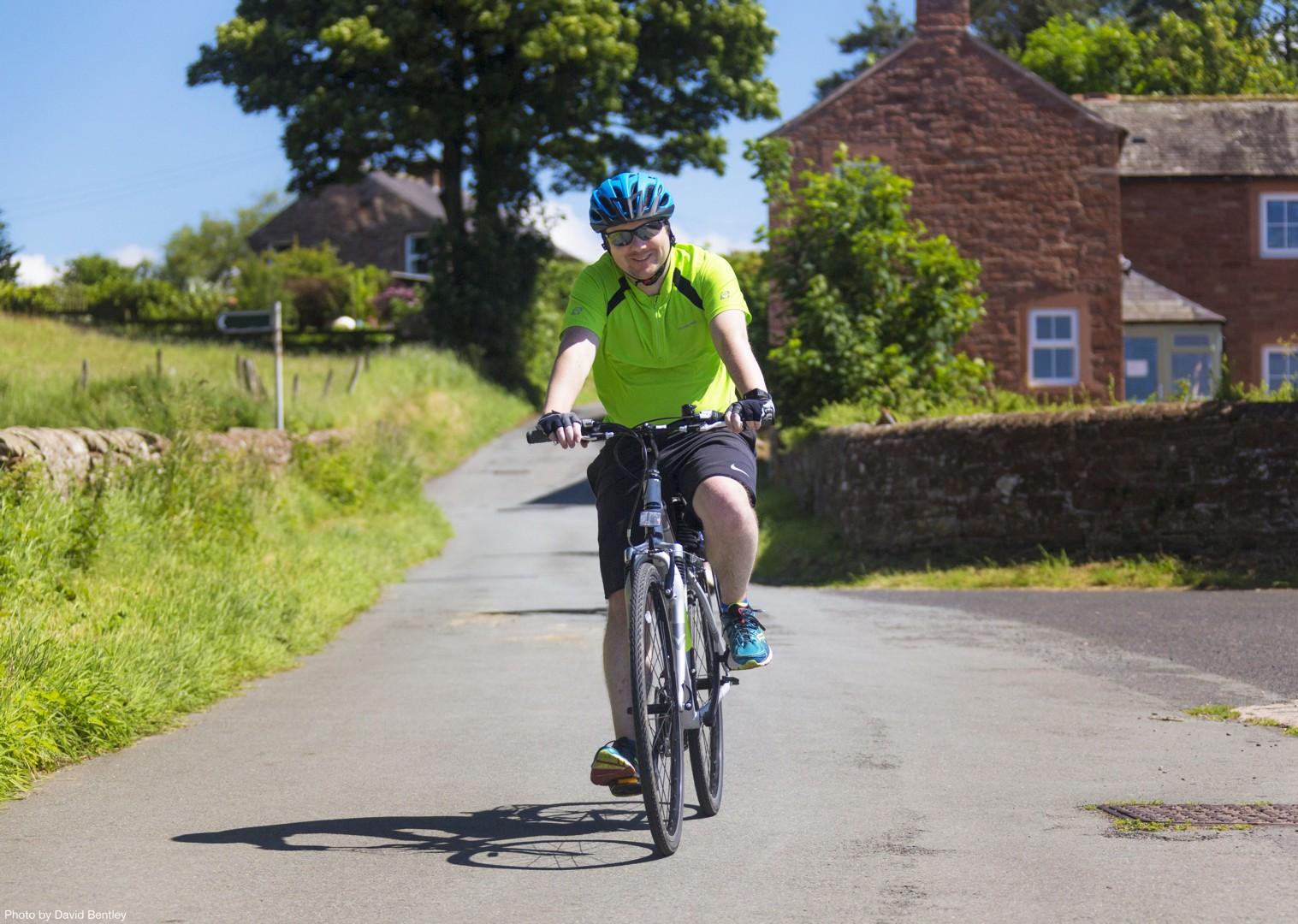 Cycle-Hadrians-Wall-UK-Hadrians-Cycleway-Self-Guided-Leisure-Cycling-Holiday.jpg - UK - Hadrian's Cycleway - 4 Days Cycling - Self-Guided Leisure Cycling Holiday - Leisure Cycling