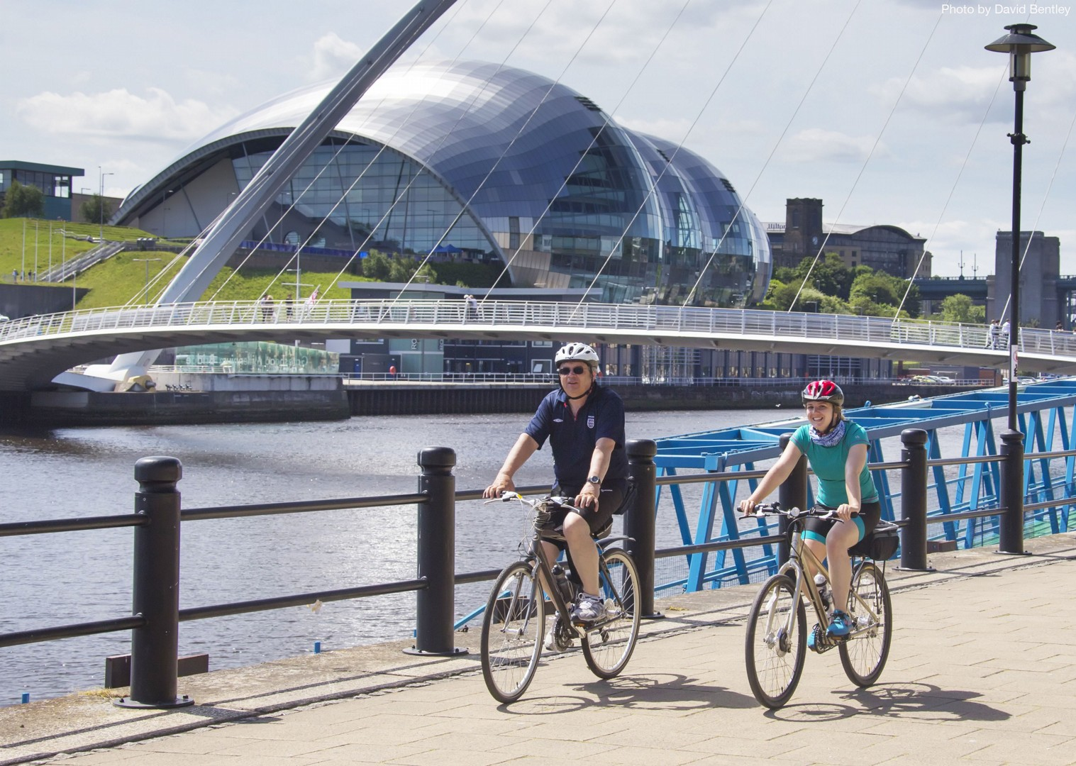 Self-Guided-Leisure-Cycling-Holiday-Hadrians-Cycleway-UK-Newcastle.jpg - UK - Hadrian's Cycleway - 4 Days Cycling - Self-Guided Leisure Cycling Holiday - Leisure Cycling
