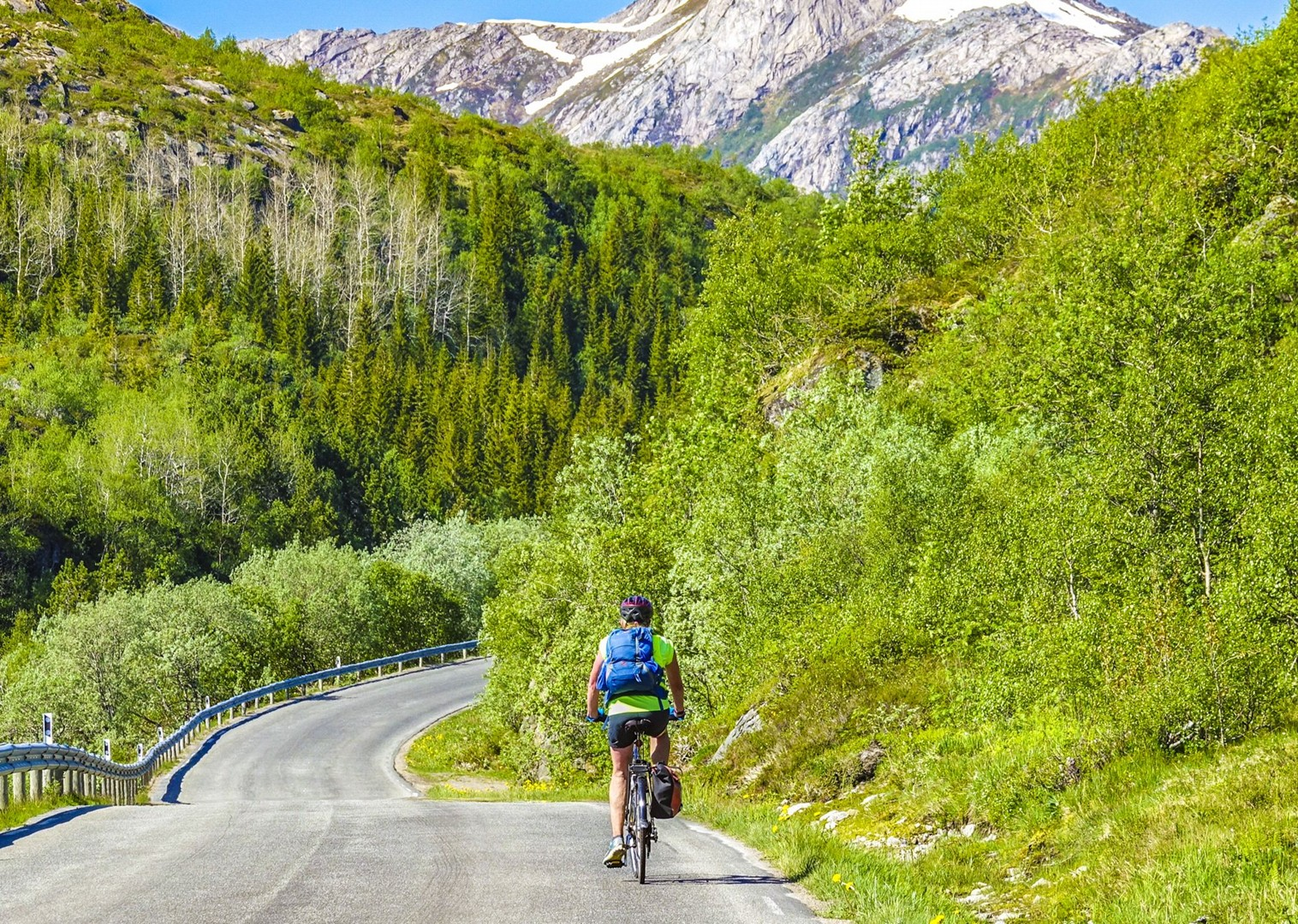 self-guided-norway-forests-quiet-roads-bike-tour-lofoten.jpg - Norway - Lofoten Islands - Self-Guided Leisure Cycling Holiday - Leisure Cycling