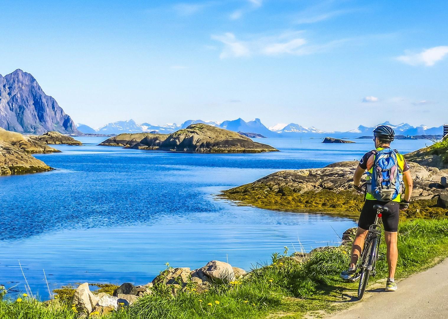 norway-lofoten-islands-cycling-tour-self-guided.jpg - Norway - Lofoten Islands - Self-Guided Leisure Cycling Holiday - Leisure Cycling