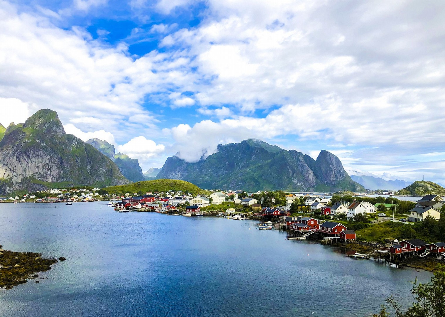 visit-local-town-culture-people-cycling-tour-norway-leisure.jpg - Norway - Lofoten Islands - Self-Guided Leisure Cycling Holiday - Leisure Cycling