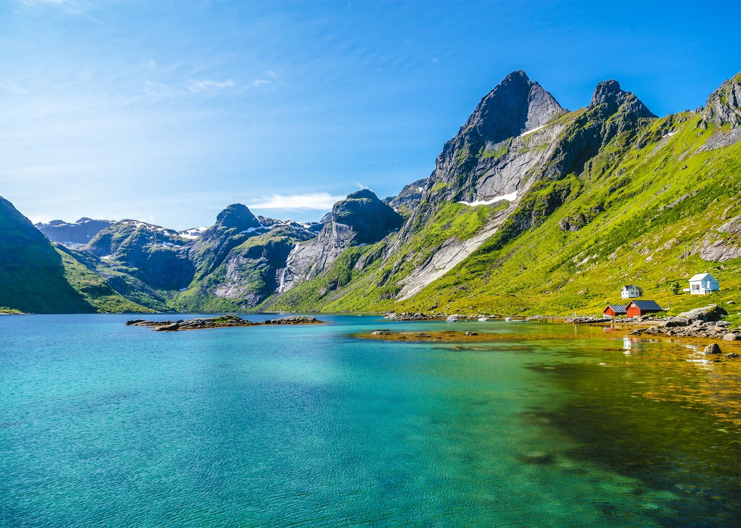 quaint-island-rorbus-local-accommodation-immerse-culture-by-bike-norway.jpg - Norway - Lofoten Islands - Self-Guided Leisure Cycling Holiday - Leisure Cycling