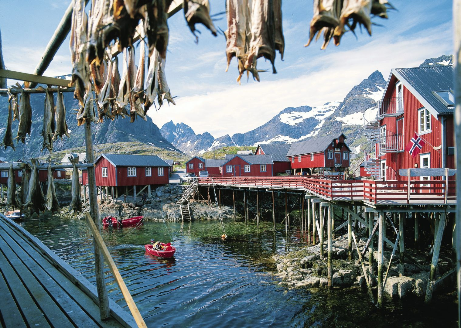 042000-99#30.jpg - Norway - Lofoten Islands - Self-Guided Leisure Cycling Holiday - Leisure Cycling