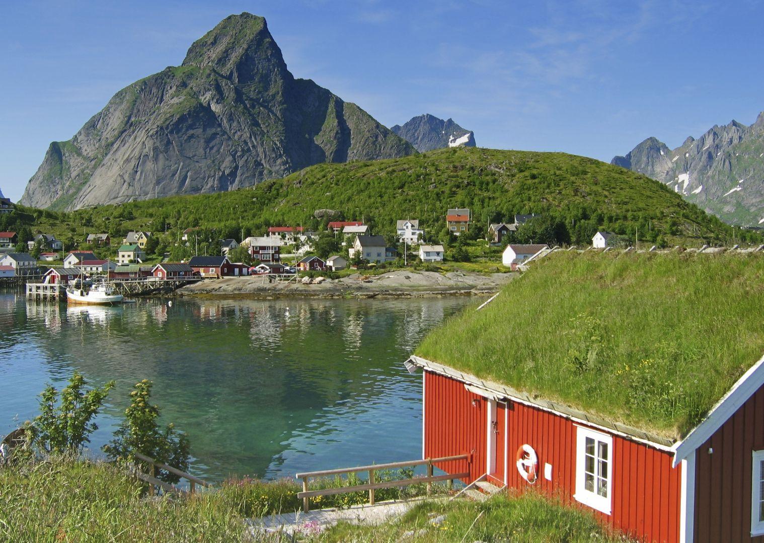 bigstockphoto_Island_Of_Moskenes_459629.jpg - Norway - Lofoten Islands - Self-Guided Leisure Cycling Holiday - Leisure Cycling