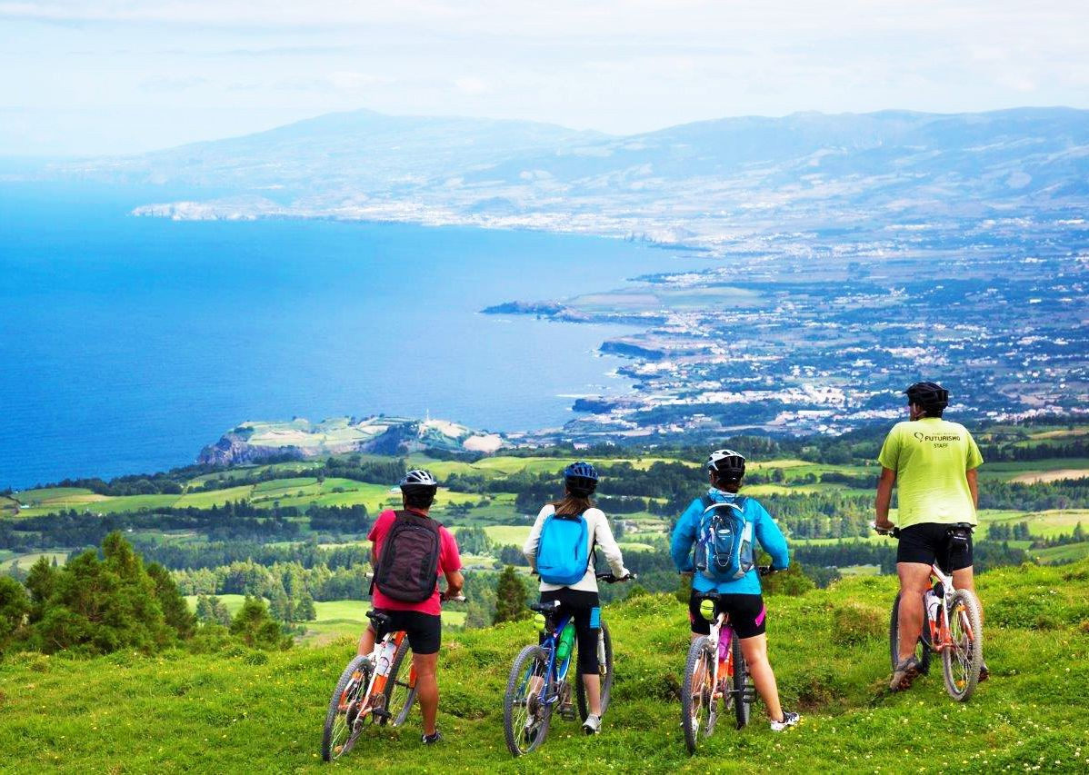 volcanoes-and-islands-leisure-self-guided-cycling-trip.jpg - The Azores - Islands and Volcanoes - Self-Guided Leisure Cycling Holiday - Leisure Cycling