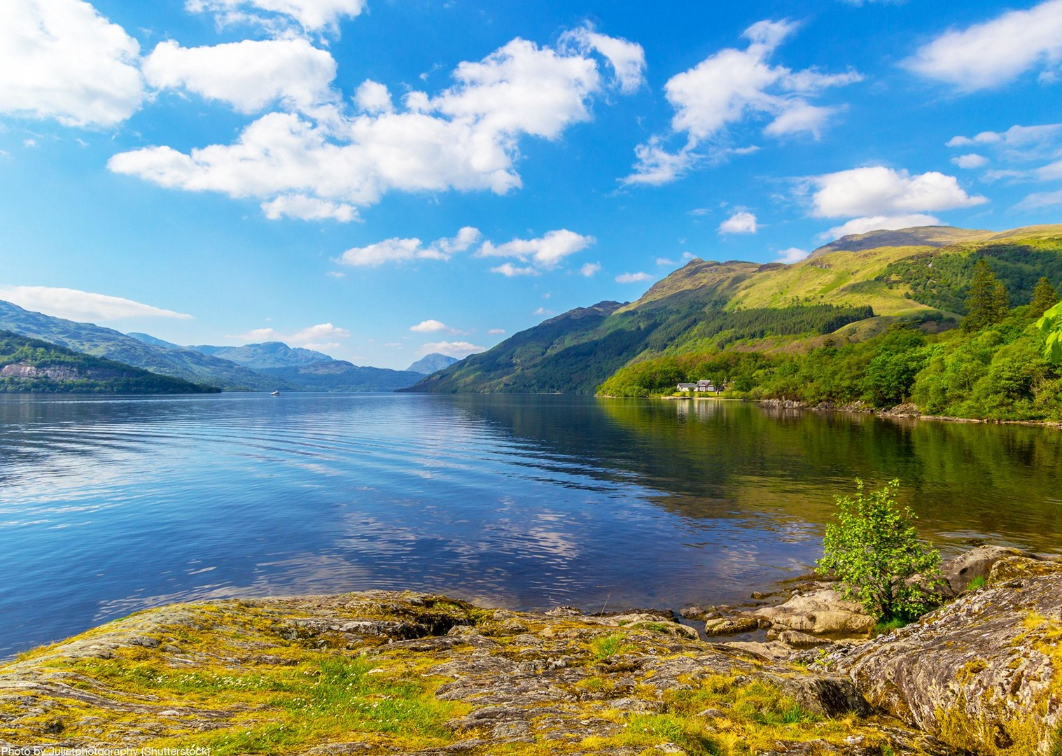 loch-lomond-scotland-uk-cycling-holiday-fun-lake.jpg - UK - Scotland - Lochs and Glens - Self-Guided Leisure Cycling Holiday - Leisure Cycling