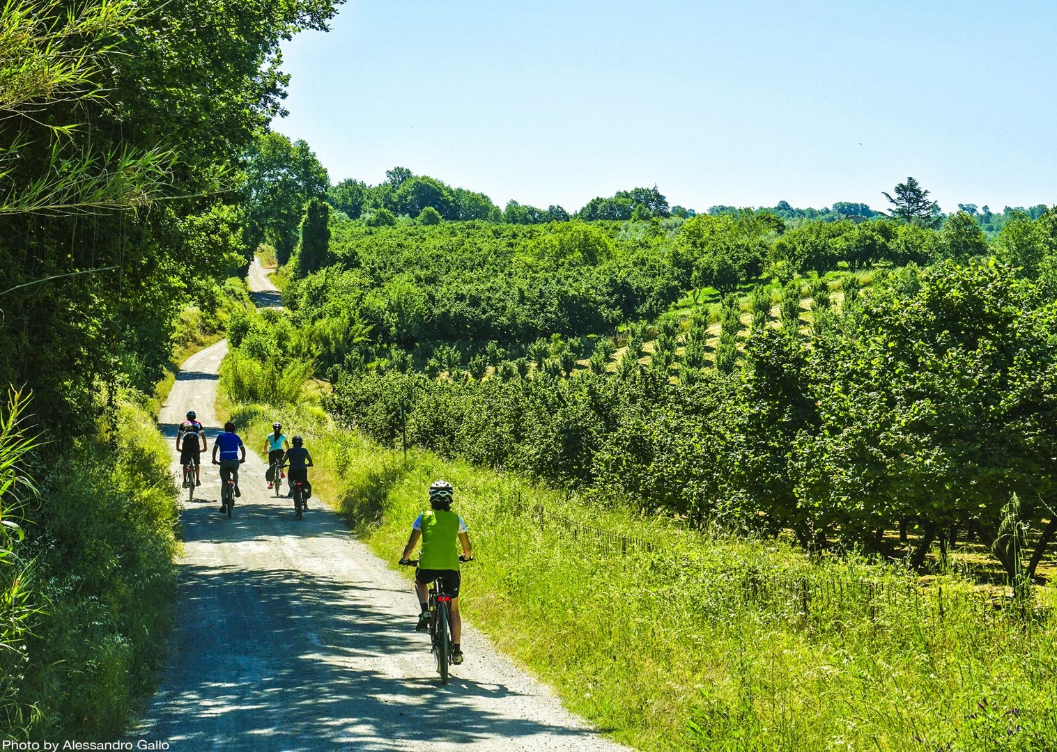 fun-happy-cycle-holiday-picturesque-tuscany-italy-saddle-skedaddle.jpg - Italy - A Taste of Tuscany - Leisure Cycling