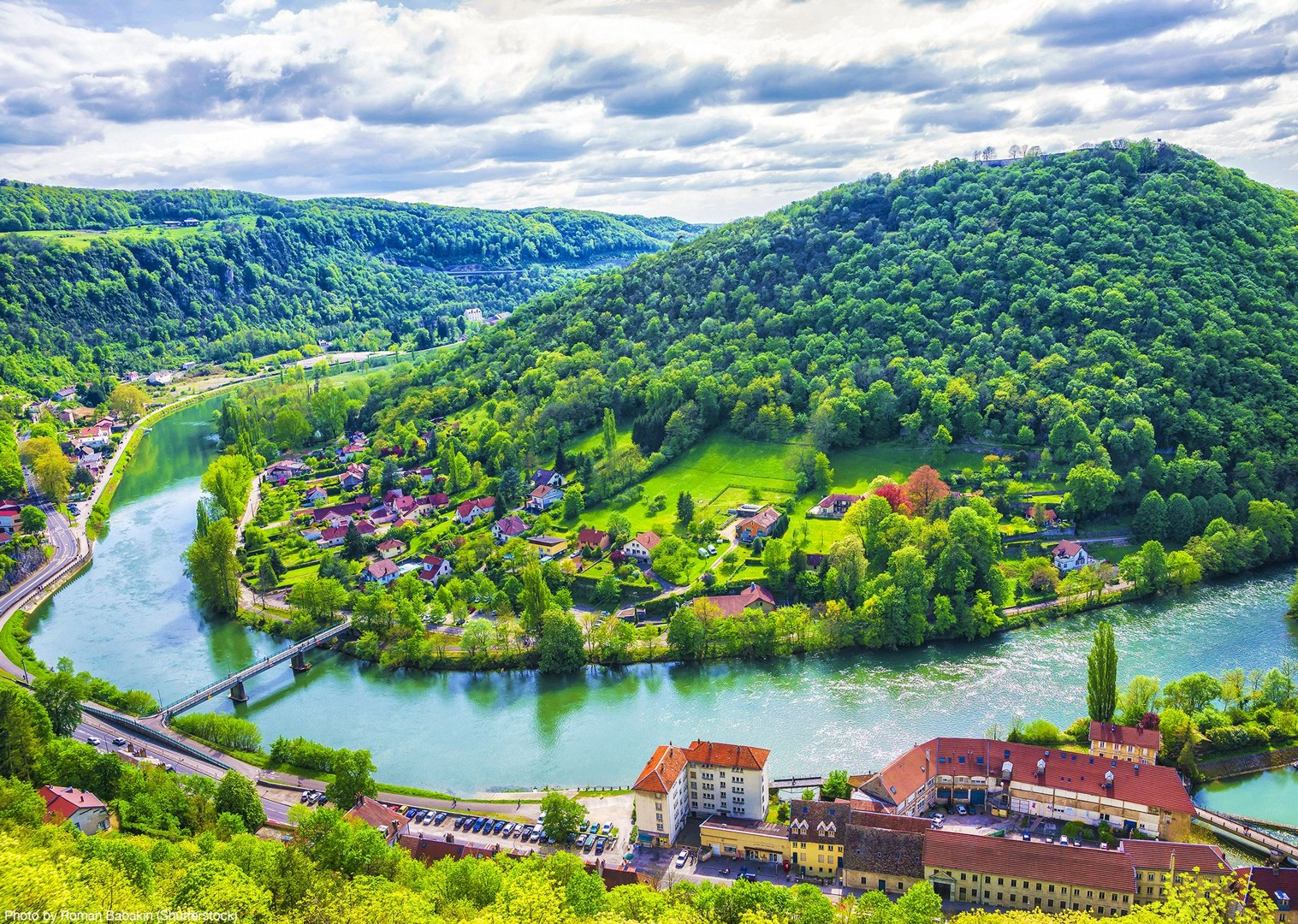 bourgogne-franche-comté-nature-france-burgundy-cycling-tour-beautiful.jpg - France - Burgundy - Caves and Canals - Self-Guided Leisure Cycling Holiday - Leisure Cycling