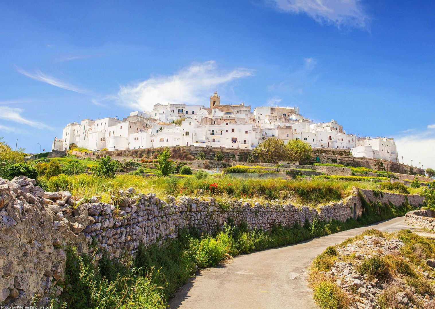 shutterstock_204778273  By Kite_rin.jpg - Italy - Puglia - Self-Guided Leisure Cycling Holiday - Leisure Cycling