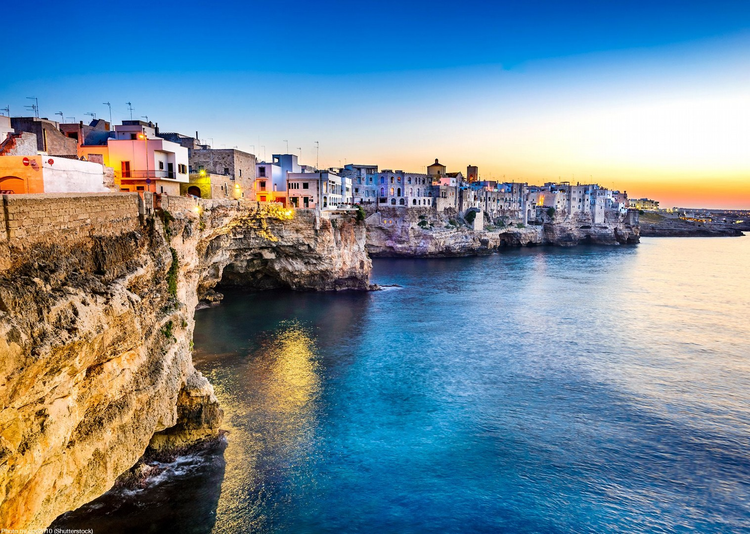 shutterstock_488694136.jpg - Italy - Puglia - Guided Leisure Cycling Holiday - Leisure Cycling