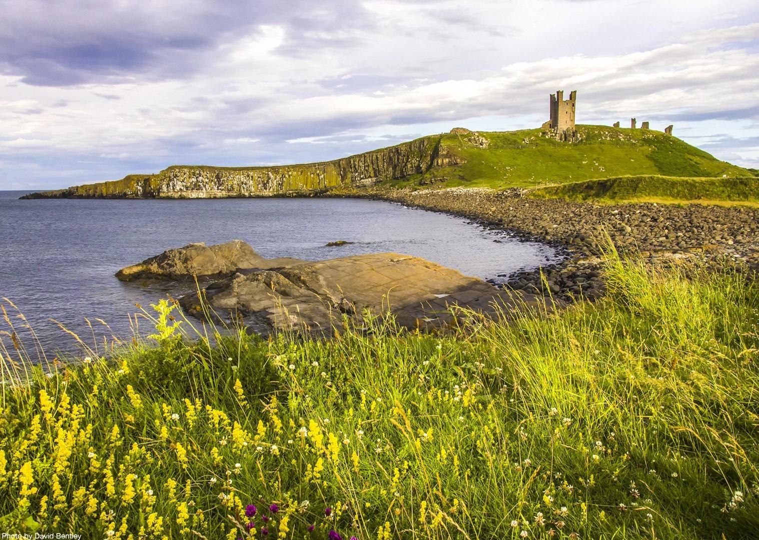 castles-self-guided-2-day-northumberland-coast-holiday-cycling-tour.jpg - UK - Northumberland - Alnmouth - Guided Leisure Cycling Holiday - Leisure Cycling