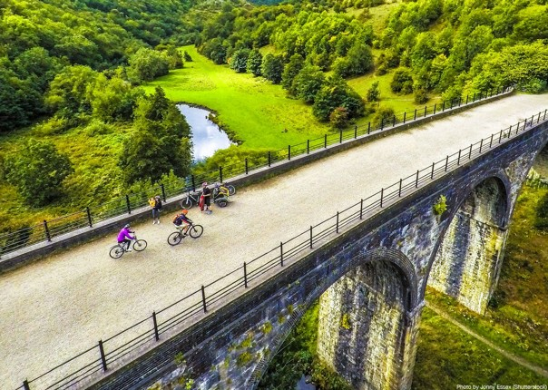 UK - Derbyshire Dales - Dovedale - Self-Guided Leisure Cycling Holiday Image