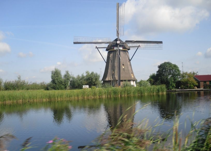 HOLLAND 2.jpg - Holland - The Tulip Tour - Bike and Barge Holiday - Leisure Cycling